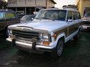 1991年式 ジープグランドワゴニア4WD ホワイト/バーガンディー
