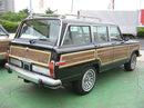 1991年式 ジープグランドワゴニア4WD ブラック/ベージュ