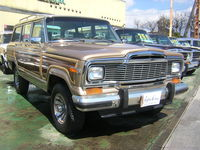 1990年式 グランドワゴニア4WD サンドメタリック/ベージュ