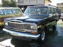 1991年式 ジープ グランドワゴニア 4WD ブラック/ベージュ スムージング仕様