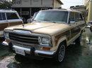 1990年式 ジープ グランドワゴニア 4WD アイボリー/ベージュ