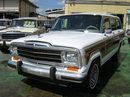 1990年式 ジープ グランドワゴニア 4WD ホワイト/ベージュ