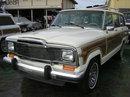1989年式 ジープグランドワゴニア 4WD  アイボリー/ベージュ