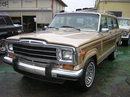 1990年式 ジープグランドワゴニア 4WD サンドメタリック