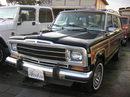 1990年式 ジープグランドワゴニア 4WD ブラック/ベージュ