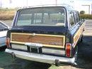 1991年式グランドワゴニア最終モデルブルーメタリック/ベージュ