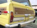 1991年式グランドワゴニア最終モデル イエロー/ベージュ